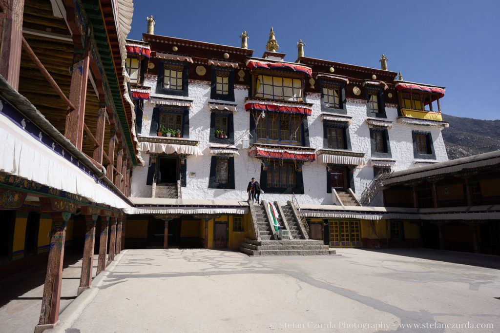 Buddhistisches Kloster in Lhasa