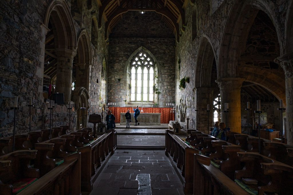 Messe Iona Abbey