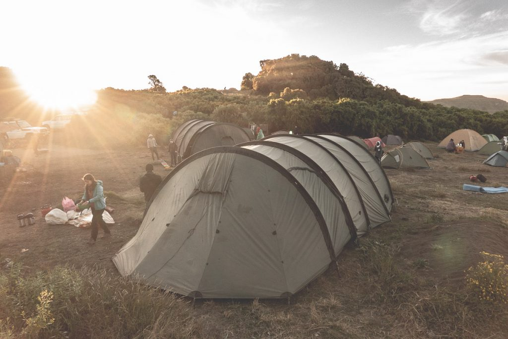 Sankaber-Camp Simien Mountains
